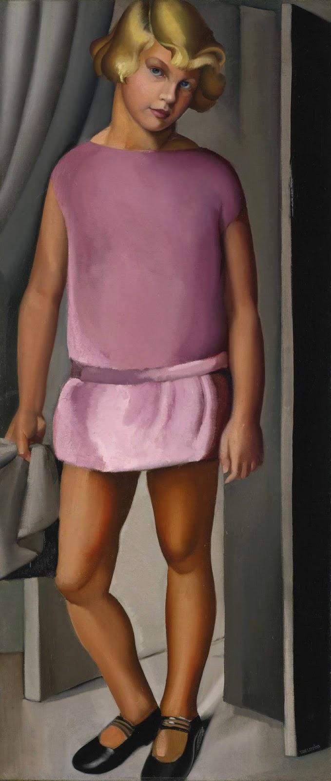 1923-1924_Портрет Кизетты