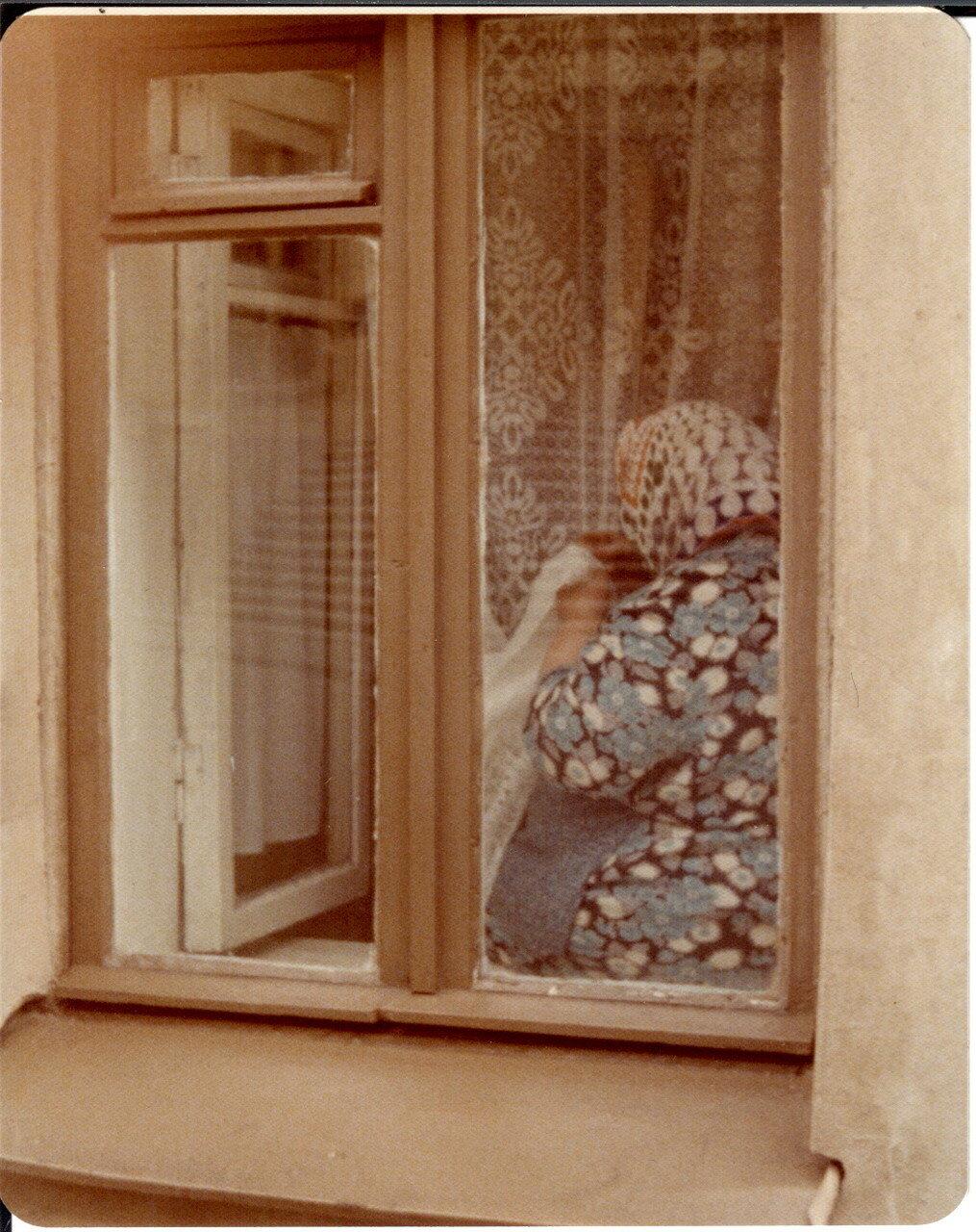 Окно в доме по Гродненскому переулку