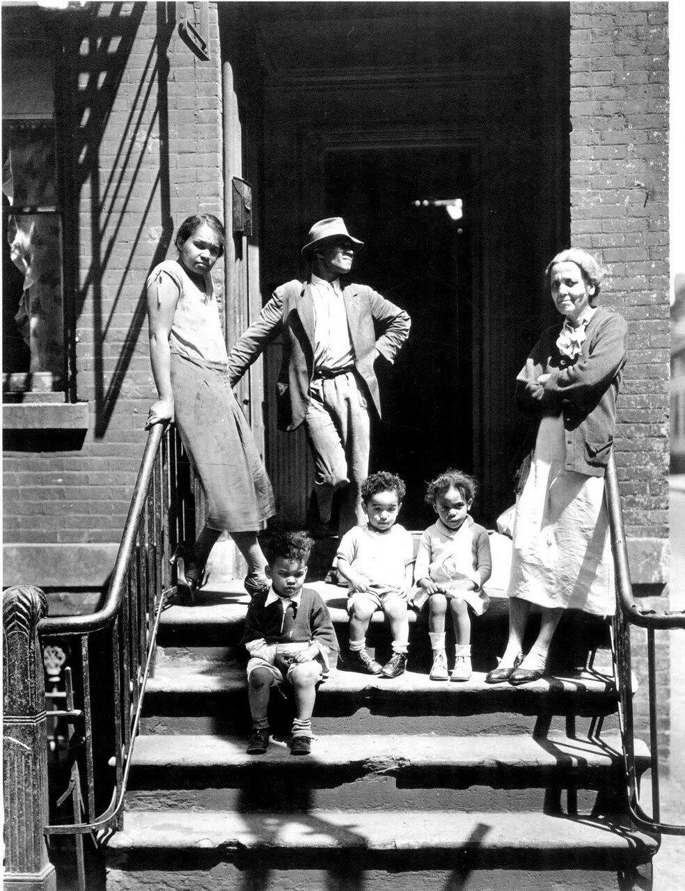 1936. Джей-стрит, Бруклин