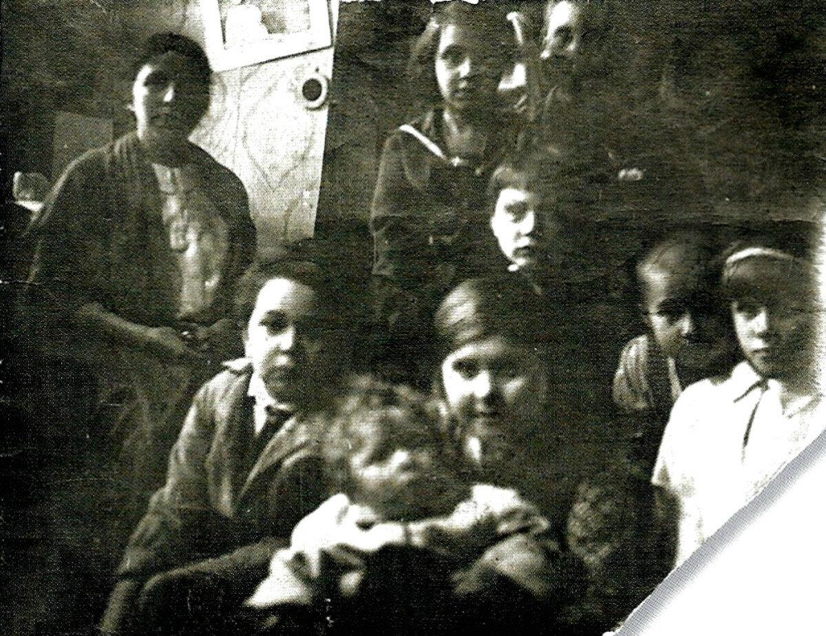 1938. В коммунальной квартире по Первой Мещанской у Высоцких