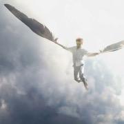 Лететь как птица