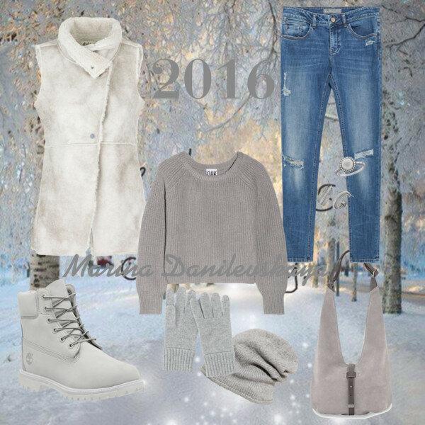 Зима в Сером из коллекций Marina Danilevskaya