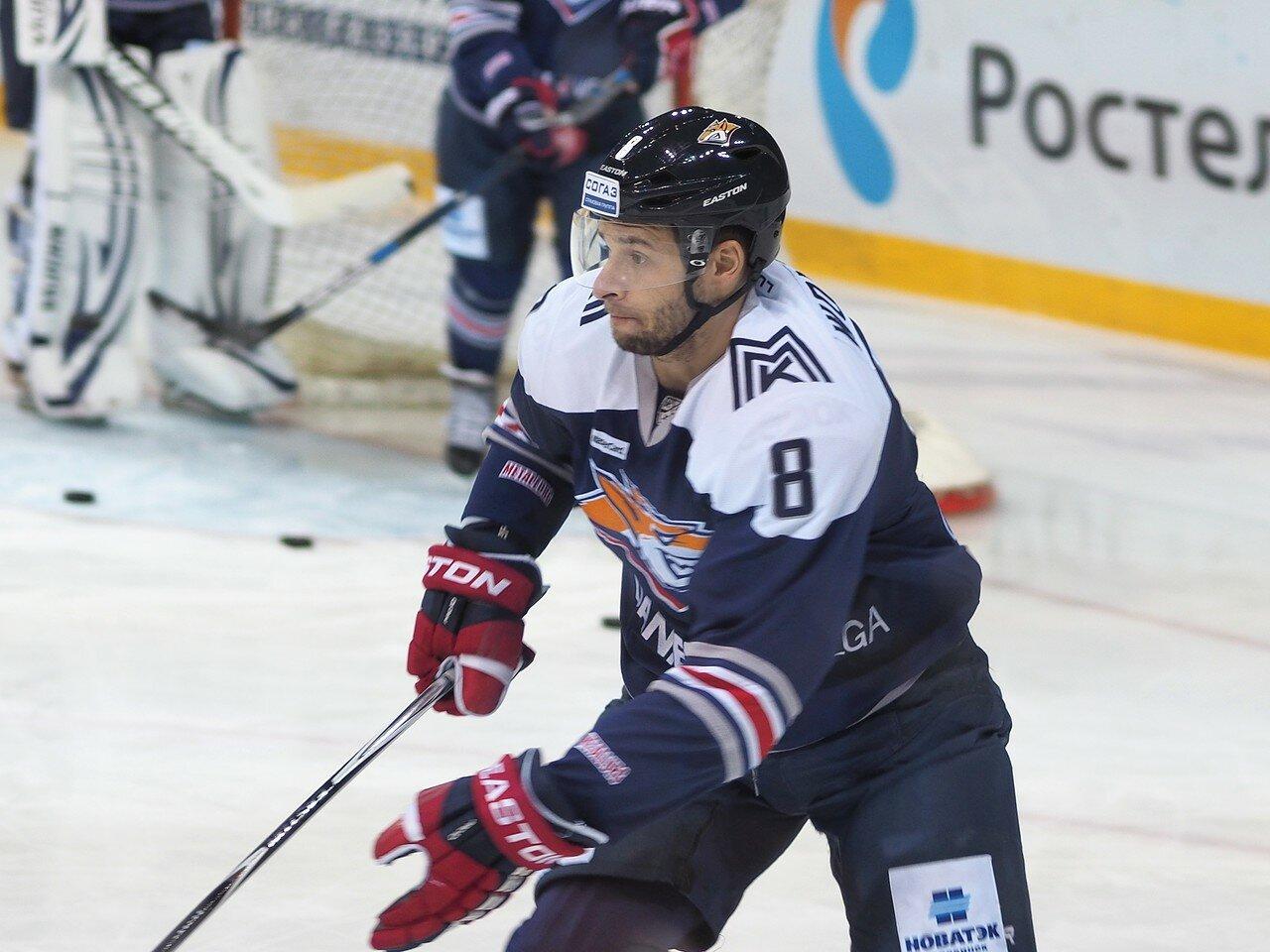 23Восток 1/2 плей-офф Металлург - Сибирь 08.03.2016