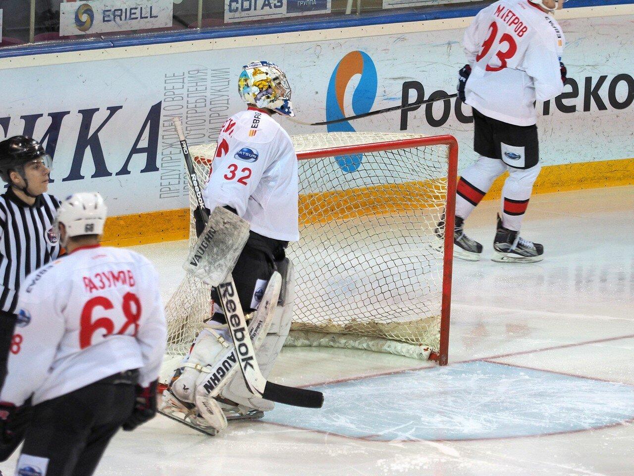 41/8 Плей-офф 2016 МХЛ Стальные Лисы - Кузнецкие Медведи 09.03.2016