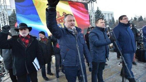 Лидеры оппозиции рассказали о проведении следующих митингов