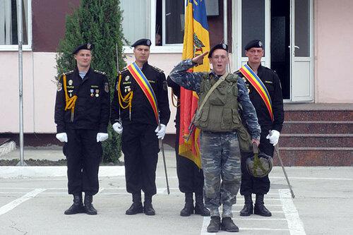 В Молдове приняли присягу 340 новобранцев