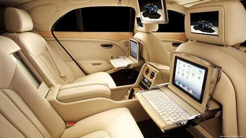 У Bentley будет свой собственный голографический дворецкий