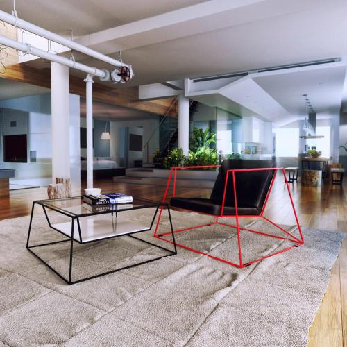 Как выбрать мебель для интерьера в стиле неолофт?