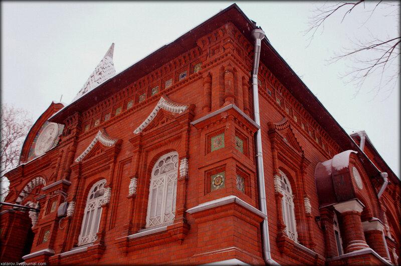 Государственный биологический музей имени К. А. Тимирязева в Москве