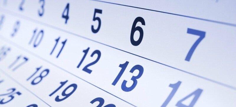 Откуда произошли названия дней недели