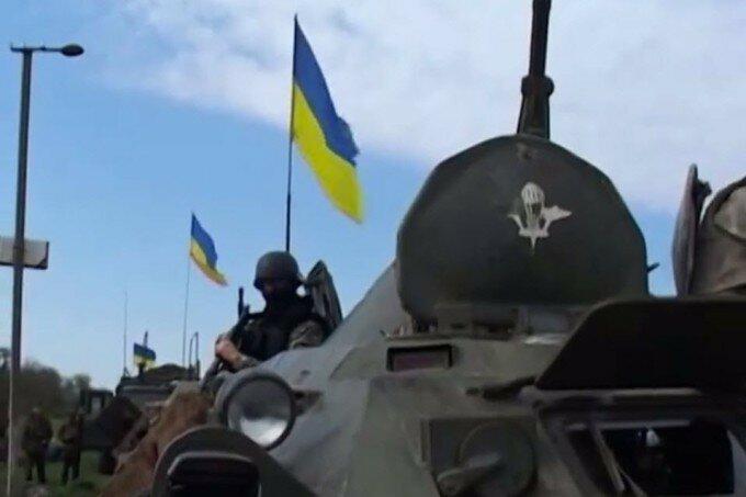 Видеоклип об украинских десантниках «Никто кроме нас» («Ніхто крім нас»)