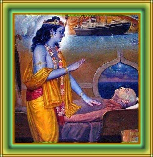��� ������ � ���������� - Sri Krishna