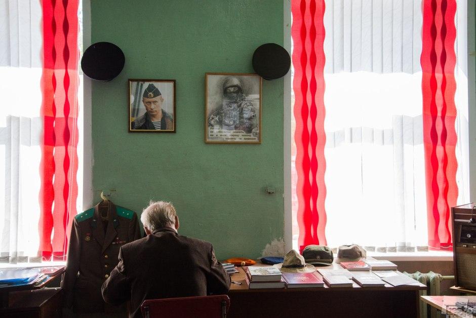 Место в музее. Александр Кадников. 2. Архитектура