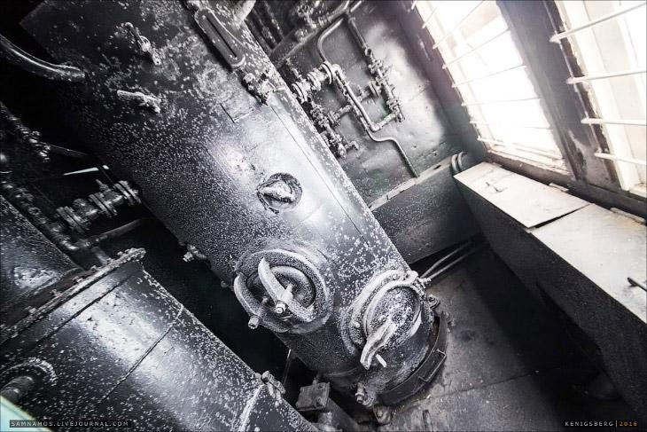Выставка старинных поездов (33 фото)