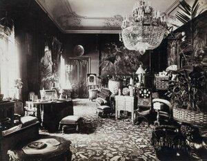 Гостиная в доме графов Левашовых на Фонтанке