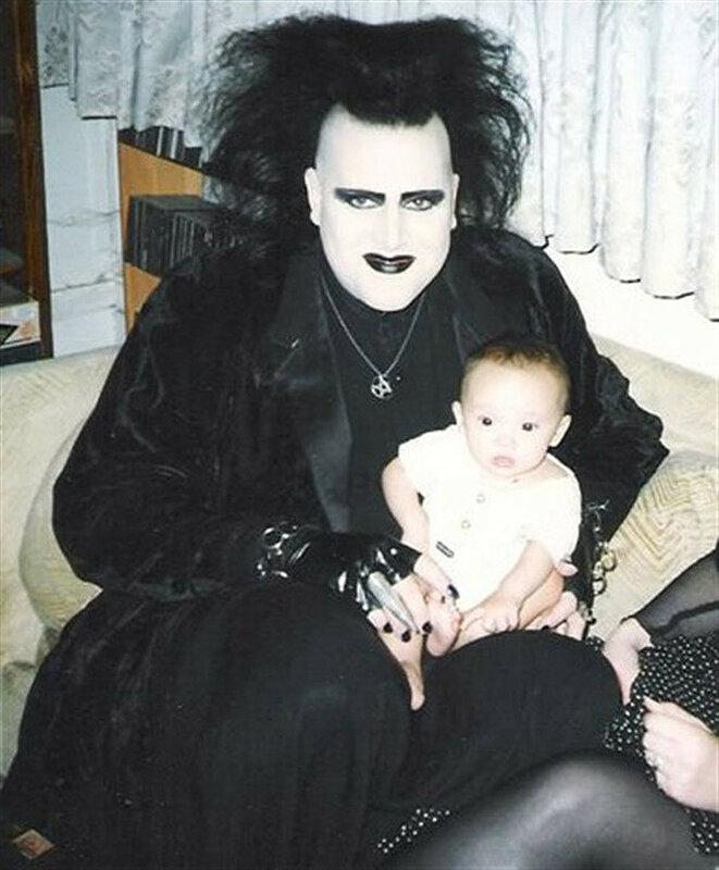 «Папа, мне страшно!»