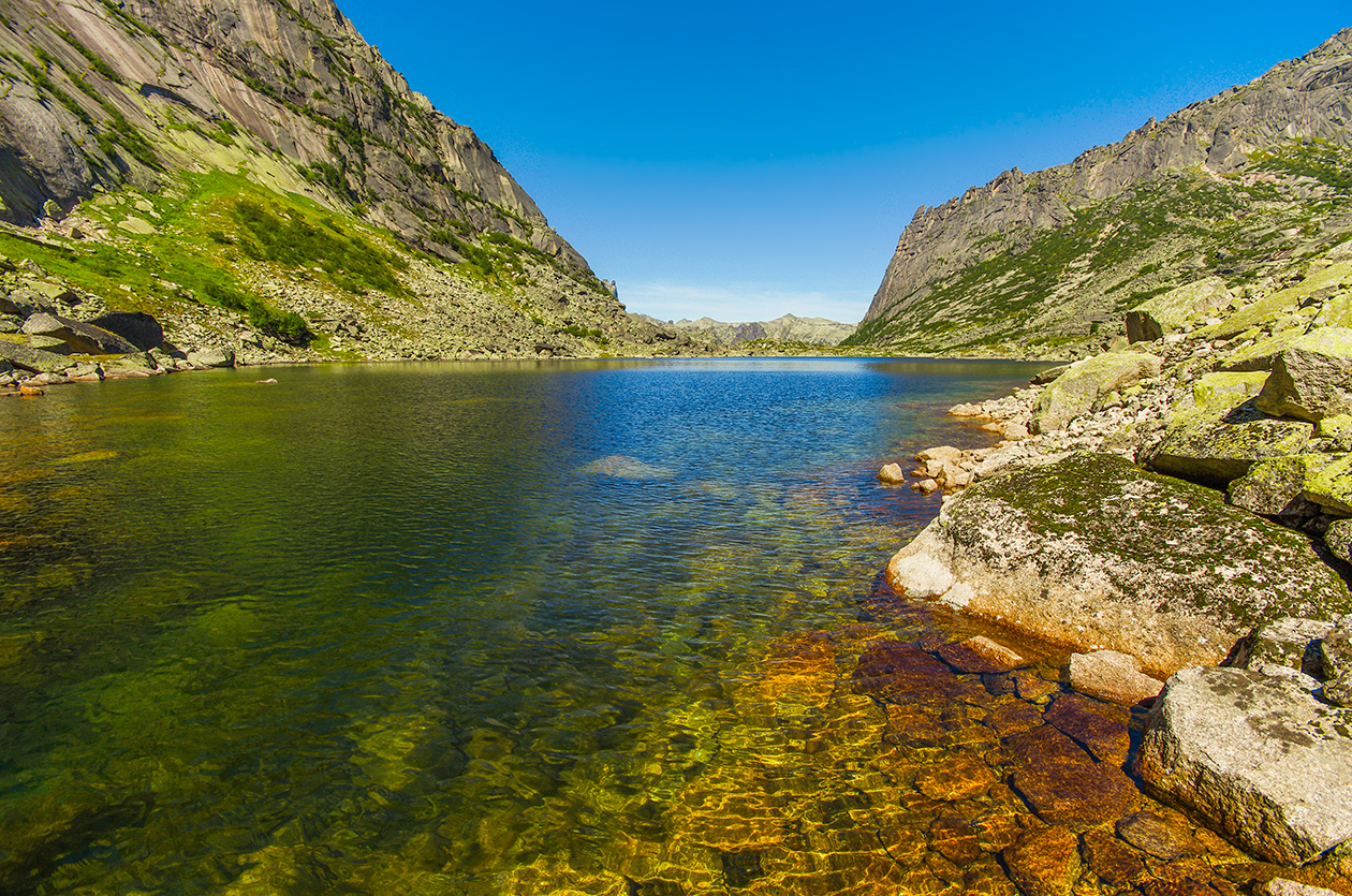 Озеро Девичьи слёзы