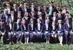 школа 1001 8А 1988 г. Фото Елена Захарова (Языкова) #Солнцево