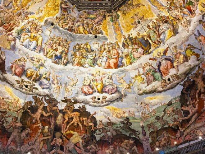 Кафедральный собор Флоренции. Италия