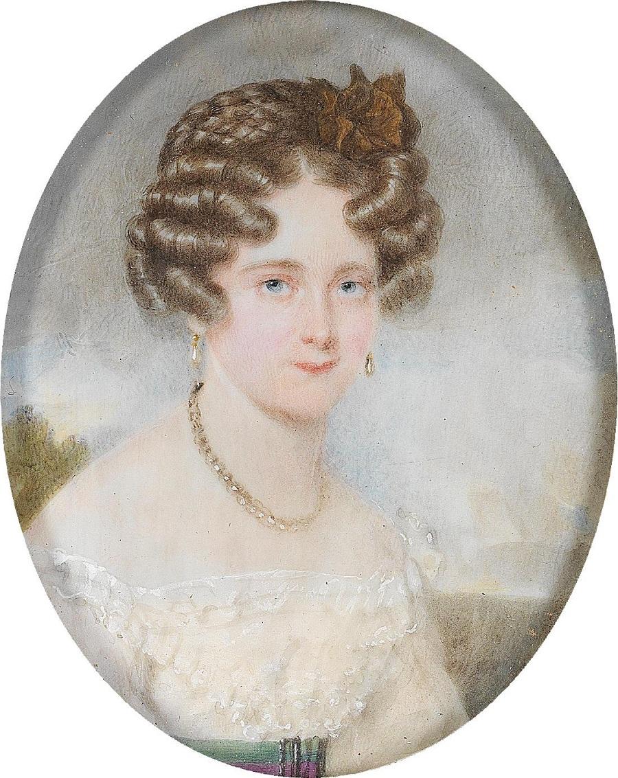 Moritz Michael Daffinger(Wien 1790-1849)