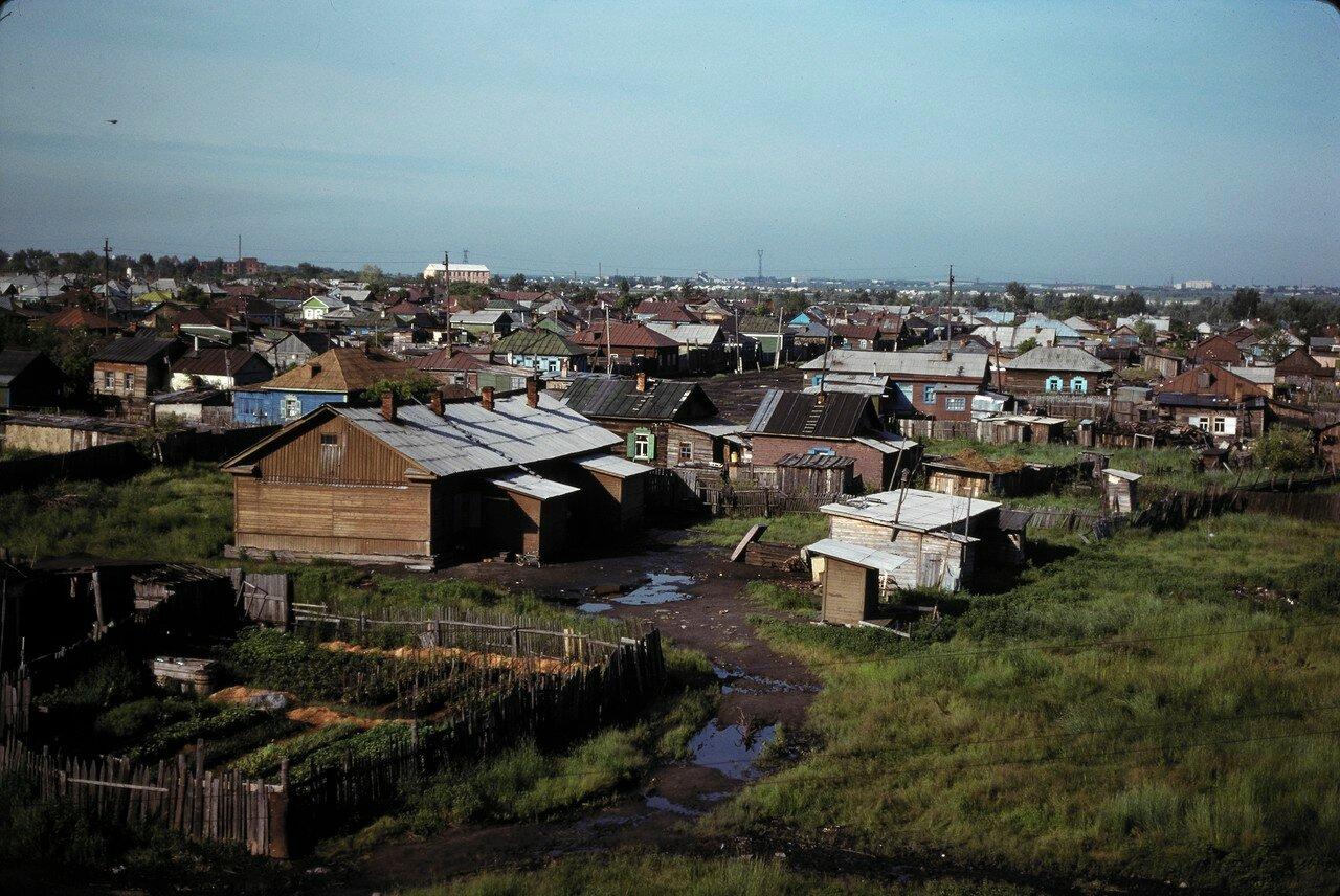 Омск. Пригород