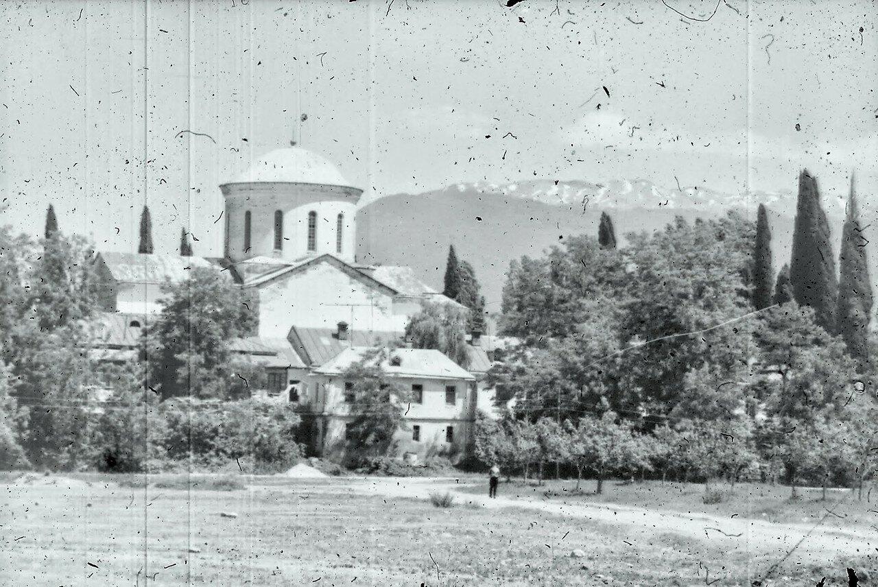 Абхазия. Пицунда. Храм