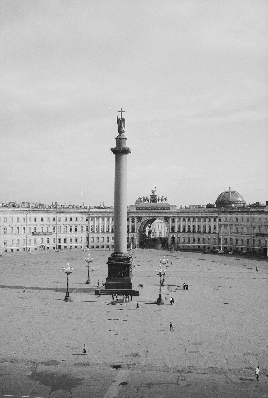 12. Дворцовая площадь