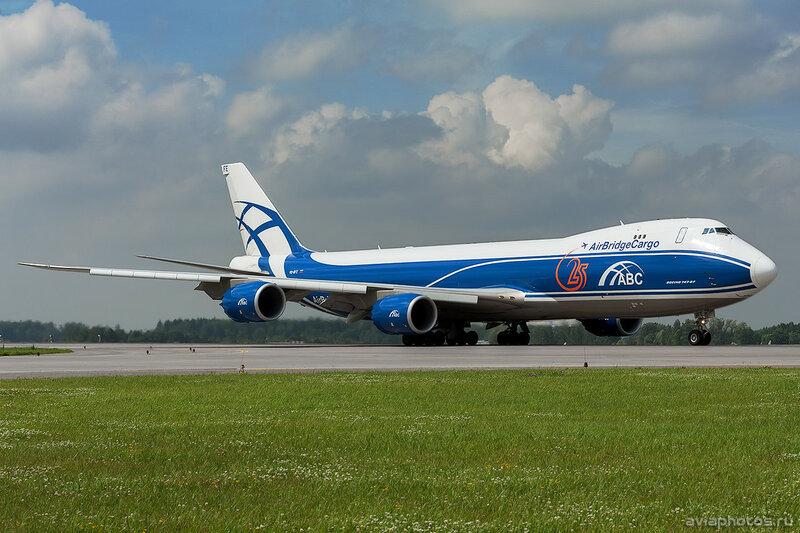 Boeing 747-83QF (VQ-BFE) AirBridgeCargo 378_D702792