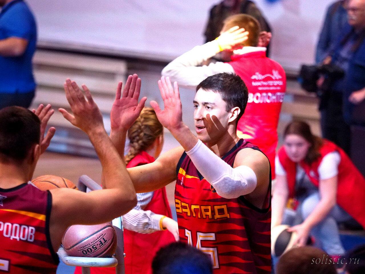 96 Матч звезд АСБ 2018 (ассоциации студенческого баскетбола)
