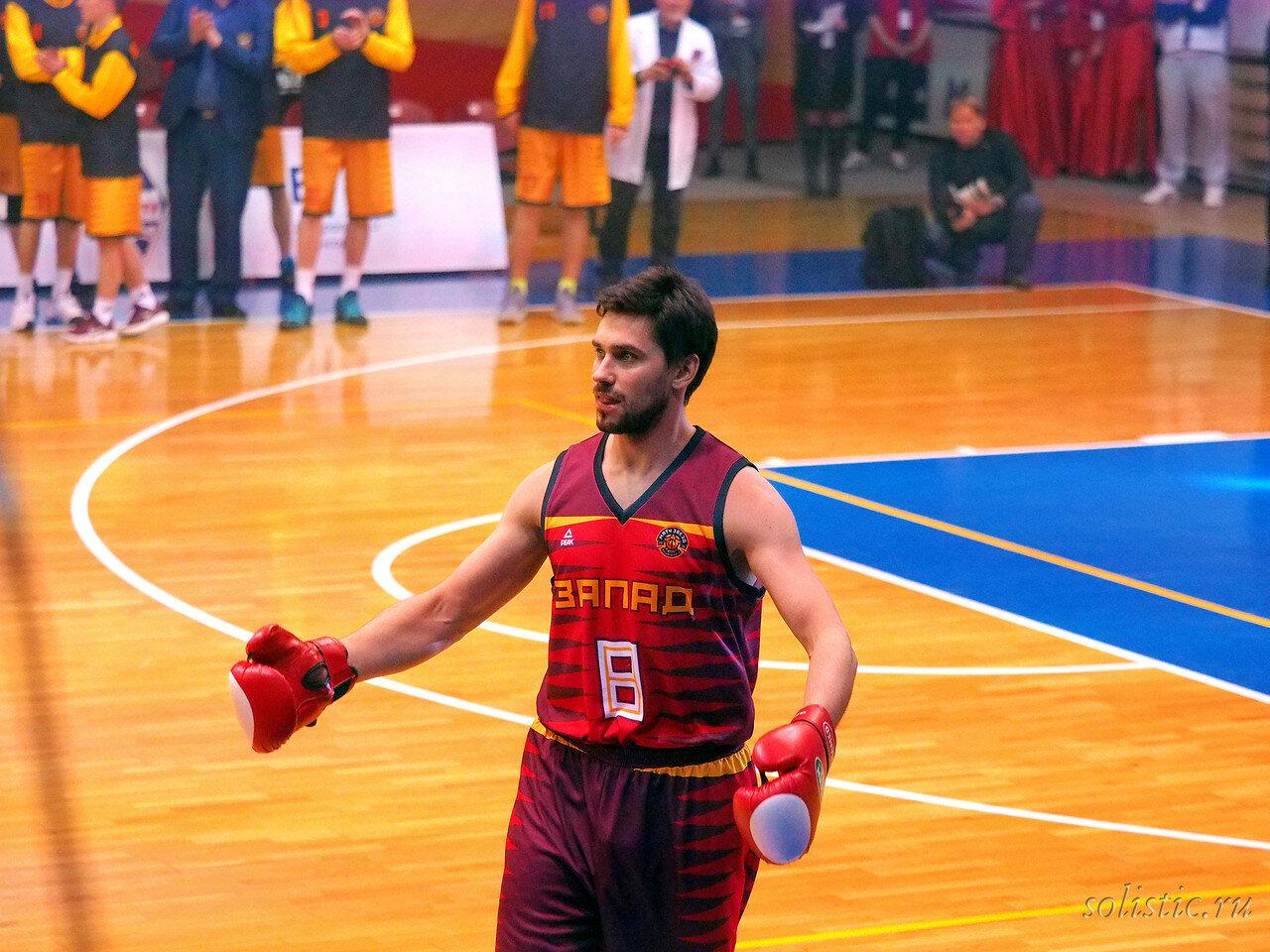 118 Матч звезд АСБ 2018 (ассоциации студенческого баскетбола)