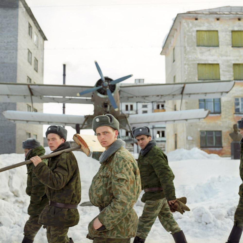 Граница: Необъятная Россия на снимках Марии Груздевой