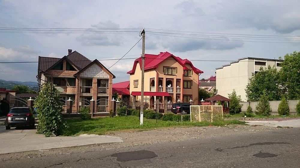 Самое богатое село в Украине
