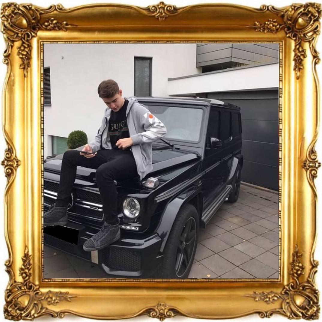 Богатые детки Германии