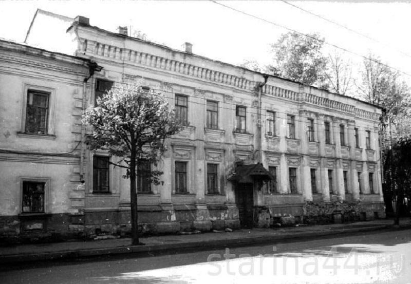 Дом Солодовниковых. ул. Симановская.