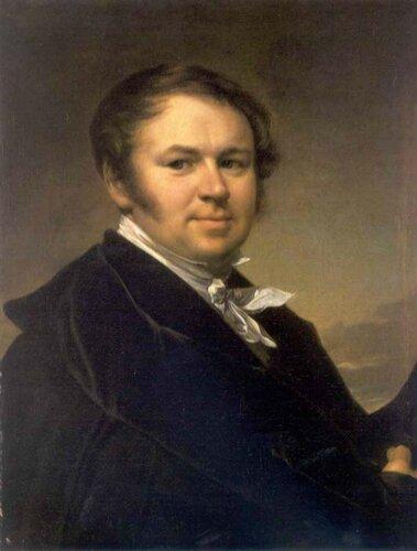 автопортрет 1830
