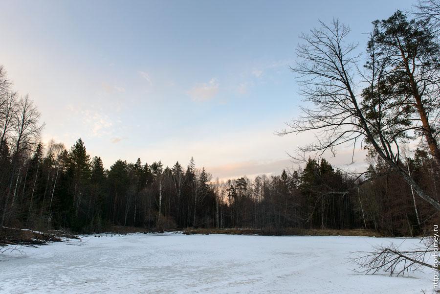 гадово озеро фотография