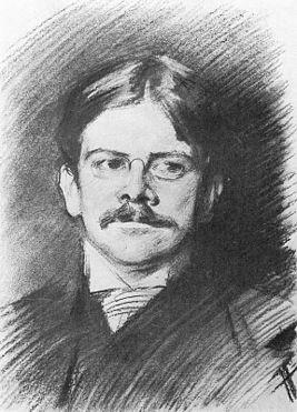 Дж. С. Сарджент. Портрет Э. О. Эбби. 1888