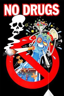 День работника органов наркоконтроля. Лучше дружбу не водить! открытки фото рисунки картинки поздравления
