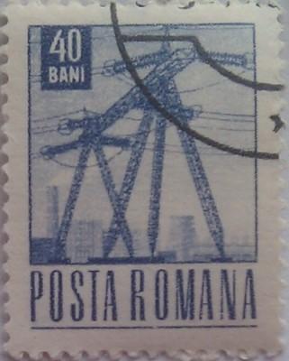 румыния лэп 40вани