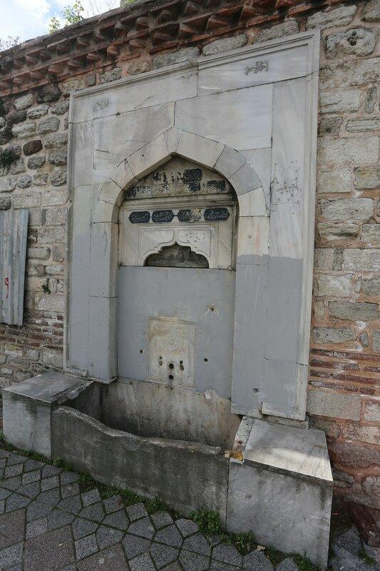 Стамбул. Стены Ираклия (Heraklius Surları)