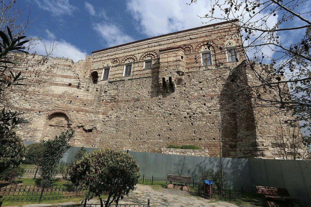 Стамбул. Дворец Текфур (Tekfur Sarayi)