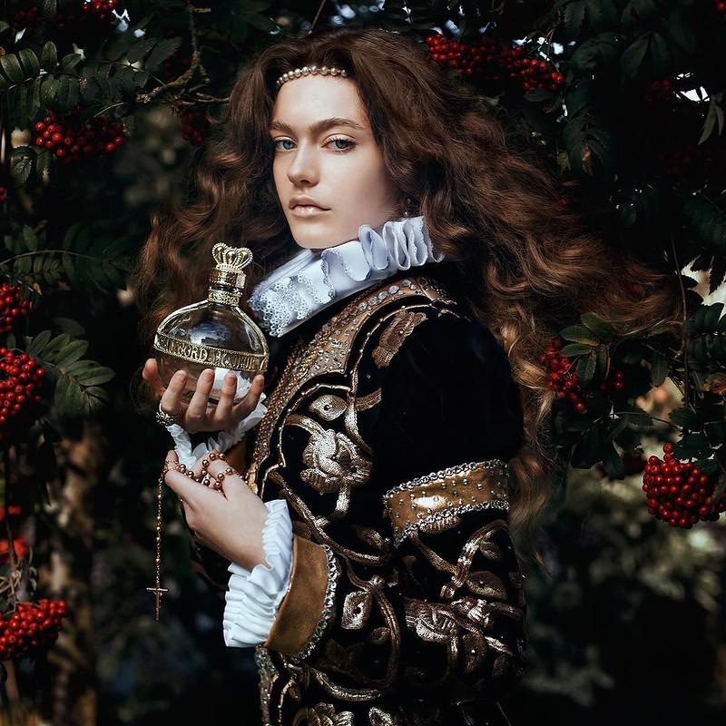 0 17e873 ba65880c orig - Магические портреты девушек от Беллы Котак