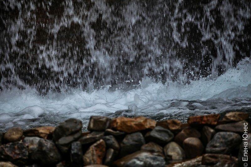 Горные саи и реки