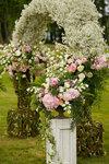 цветы  в оформлении