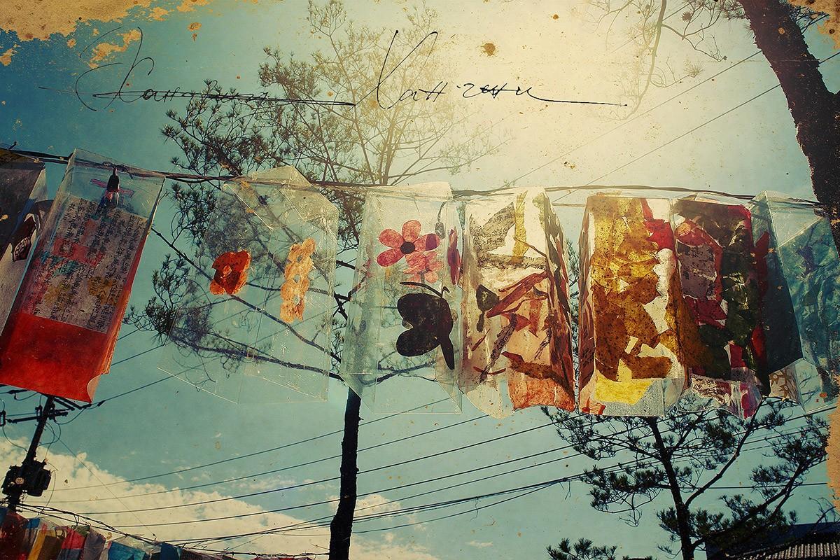 13. Далее я проснулся уже на производстве. Производство традиционной корейской бумаги ханчжи. Я от с