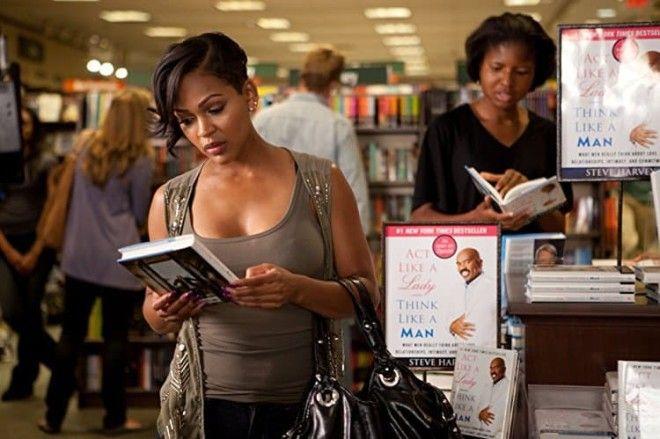 Четыре дамочки открыли для себя книгу, где рассказывается, о чём думают мужчины и как правильно дейс
