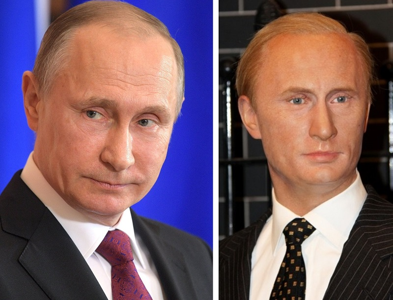 Что же эти лондонцы с вами сделали, Владимир Владимирович ?