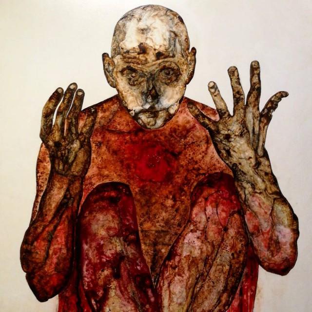 Шизофреник Зироу (Zero The Schizo)   Этот художник рисует своих, как он называе