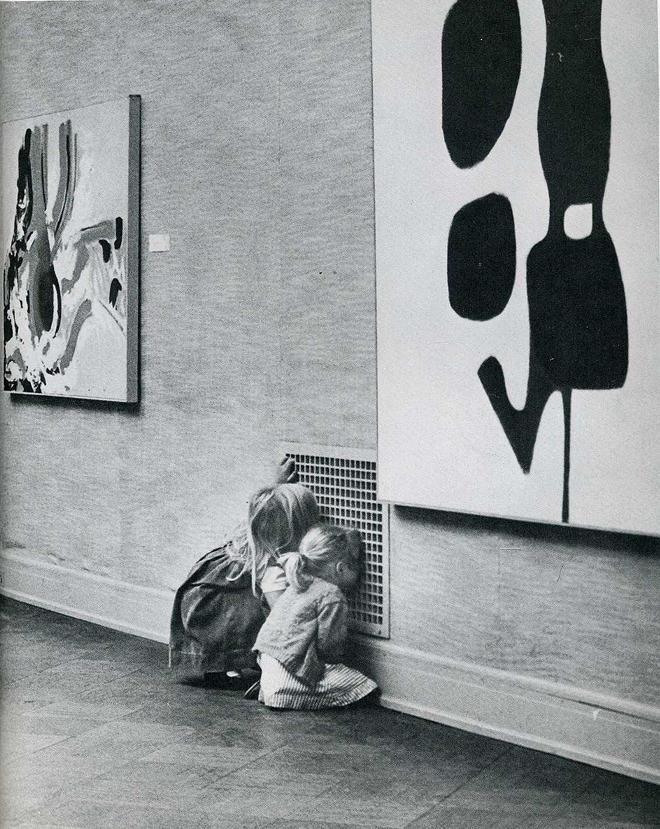 7. В Музее искусств Сан-Франциско есть кое-что поинтереснее современного искусства.