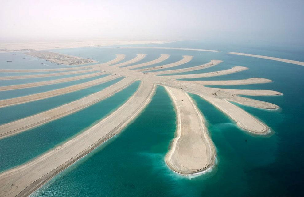 Так должен был выглядеть остров по проекту: